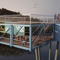 ECOntainer Bridge Project, Israel | Yoav Messer