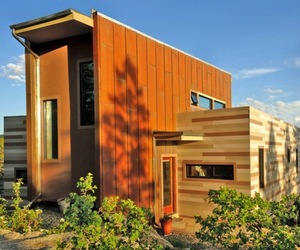 Shipping Container Home by Studio H:T