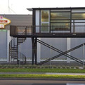 Shipping Container House by One Cool Habitat