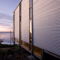Sustainable Beach House by Daniel Haskell