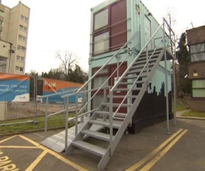 Shipping Containers: Potential Temporary Homes