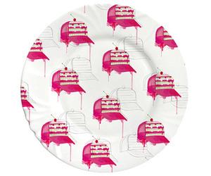 Shira Barzilay | Fancy Cake Plates for the Fashionable You