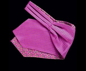 'Shocking!' - Ascot Tie