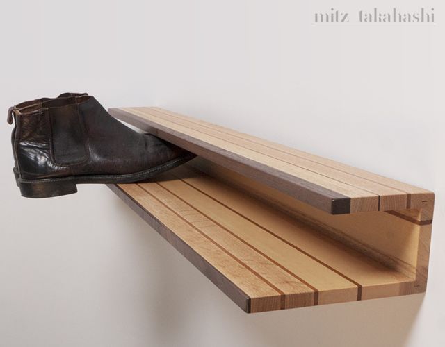 shoe rack designs photos