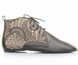 Shoes by Aleksandra Sychowicz