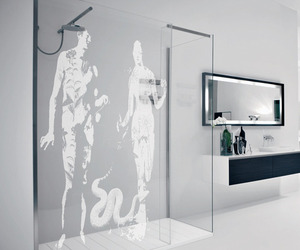 Shower Enclosure by Antonio Lupi