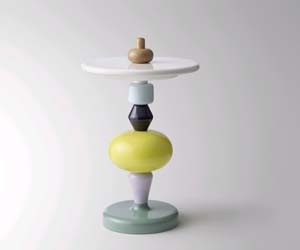 Shuffle : Minimalist Table by Mia Hamborg For Andtradition