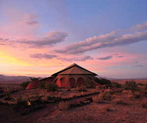 Shumata Camp at the base of Mount Kilimanjaro