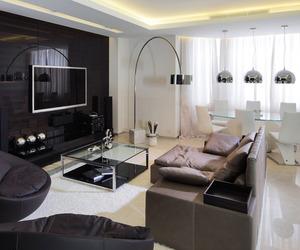 Shuvalovsky Apartment in Moscow by Gemotrix Design
