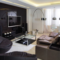 Shuvalovsky Apartment in Moscow by Gemotrix Design