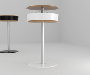 Side Table - DIAMANTE by DLF Production Design