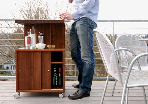 Sidebar Mobile Bar by BUILD LLC