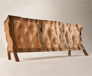 "Sideboard Bubbles ""Volumptuous"" by Edward Johnson"