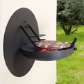 Sigmafocus Wall Mounted Grill