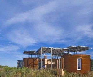 Silo House - Solar Decathlon