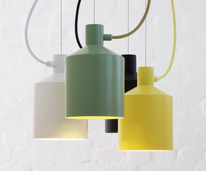 Silo lamp by Note Design Studio for Zero