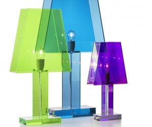 'Siluett' translucent lamp