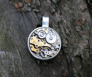 Silver Clockwork Series - Emka