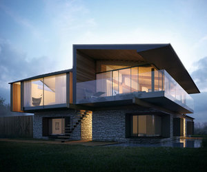 Silver House by Hyde + Hyde Architects