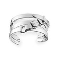 Silver Rings and Bracelets by Hermes