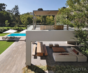 Silverhurst Residence by Saota and Antoni Associates