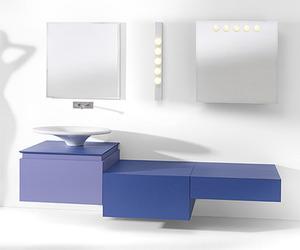 Simple Bathroom Furniture Design