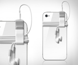 Sinch | Keep Earbuds Tangle Free