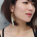 Single Earring by Anne Poon