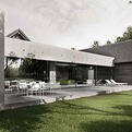 Single family house near Warsaw by Tamizo