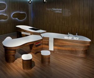Kitchen Design: Shaping Silestone® by Campanas