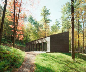Sixteen Doors Home by Incorporated Studio