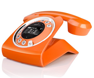 Sixty Cordless Phone by Sagemcom