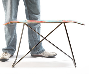 Skate Bench No.1 by KEM STUDIO