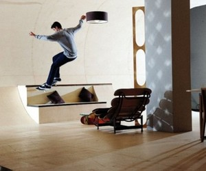 Skateboard House -by: Francois Perrin / Air Architecture