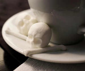Skull and Crossbones Sugar Cubes