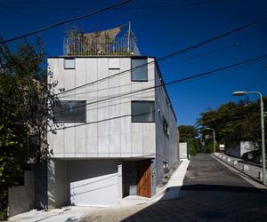 Sky Garden House by Keiji Ashizawa Design