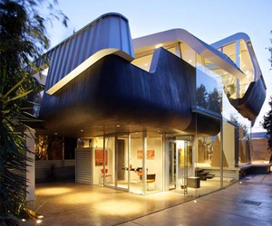 Skywave House in Venice