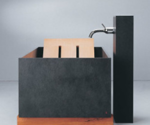 Slate Bathtub from Maxim