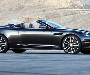 Sleek Inside and Out: Aston Martin DBS Carbon Edition