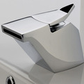 Sleek Modern faucets by IB Rubinetterie