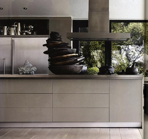 Sleek Scandinavian Kitchens