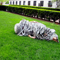 Sleep Anywhere In a Giant Cocoon