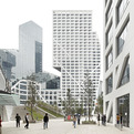 Sliced Porosity Block by Steven Holl Architects