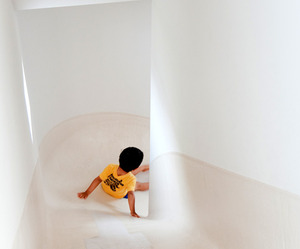 Slide House in Nakameguro by LEVEL Architects