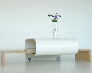 Slide table