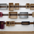Sliding Shelves Designed by Lutz Hüning
