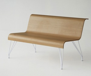 Slim Bench by Fantoni