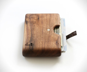 Slim Timber Wood Wallets