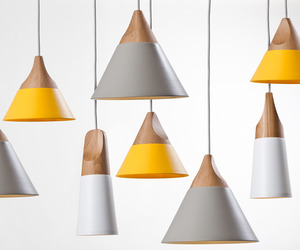 Slope Pendant Lamps by Skrivo + Miniforms