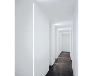 Slot Recessed Wall Light